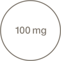 100 mg Icon