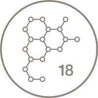 18 amino acids icon