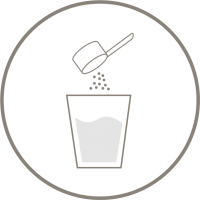 Powder scoop icon