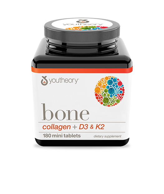 bone collagen +